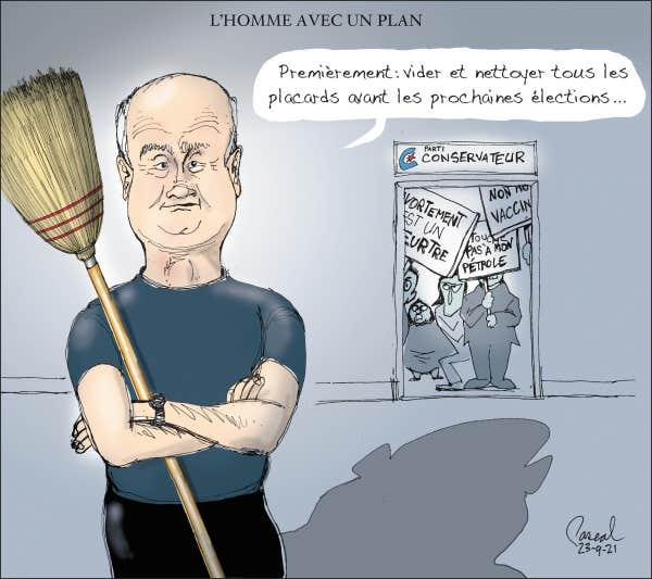 CARICATURES : politiques, judiciaires, sportives ... etc.    (suite 2) - Page 25 Le-coup-de-crayon-du-23-septembre