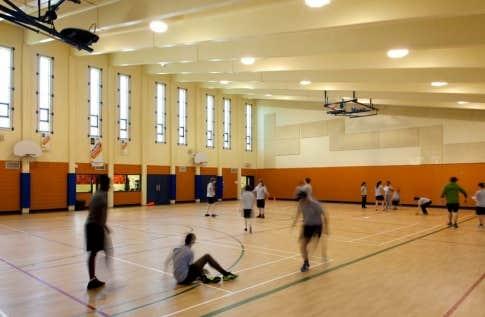 Le Centre sportif et culturel du collège Mont-Royal