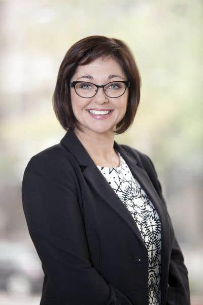 Nathalie Legault, présidente de l'Ordre professionnel des sexologues du Québec