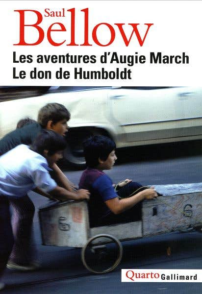les aventures d augie march le don de humboldt saul bellow le devoir. Black Bedroom Furniture Sets. Home Design Ideas