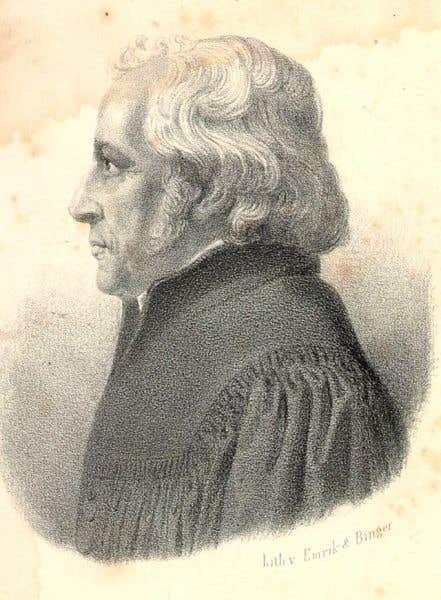 Le philosophe Schleiermacher est l'un des trois penseurs et fondateurs à l'origine de l'Université de Berlin, désormais baptisée l'Université Humboldt.