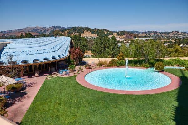 Centre communautaire Marin County, San Rafael, Californie