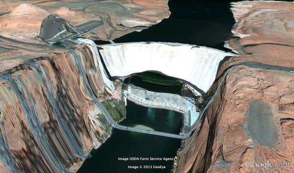 Clément Valla, «Postcards From Google Earth»