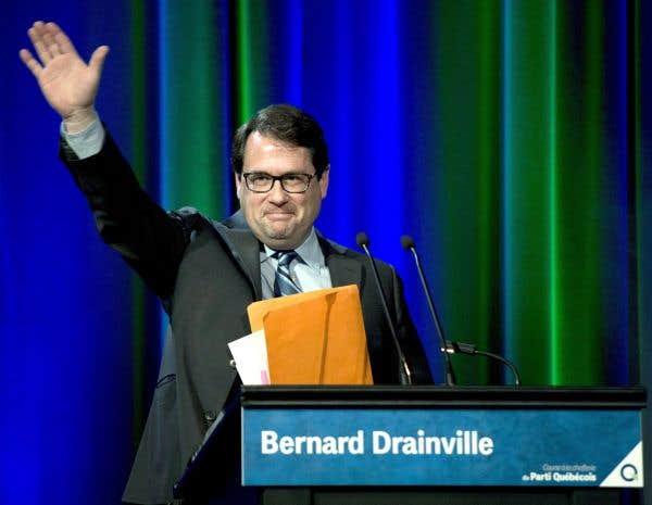 Drainville durcit le ton face à PKP