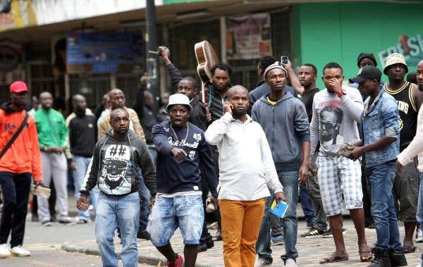 Durban débordée par les lynchages d'immigrés