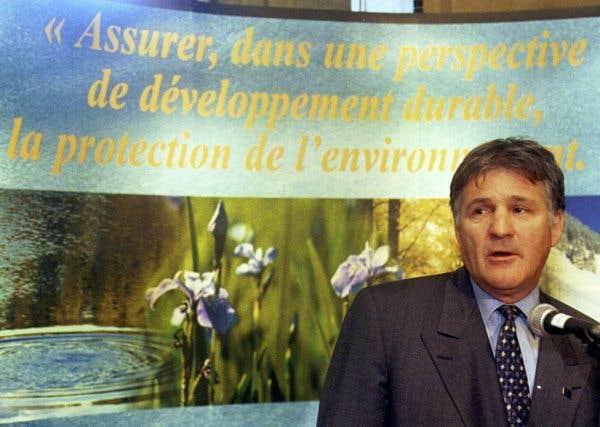 Le ministre de l'Environnement, «l'empêcheur de tourner en rond»