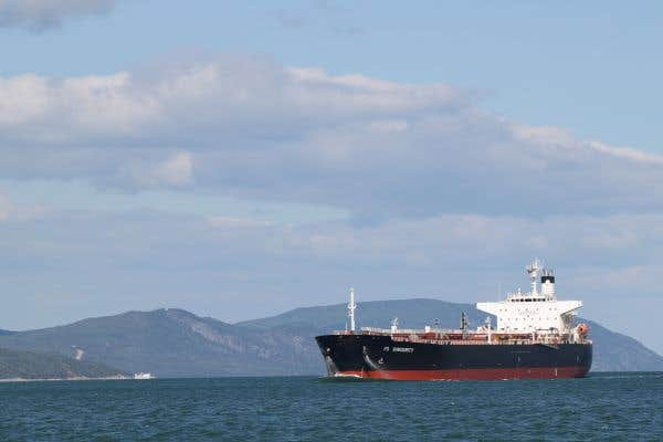 Vers un port pétrolier  à Beauport