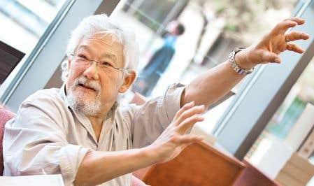 David Suzuki exige l'intégration du «droit à un air et une eau propres»