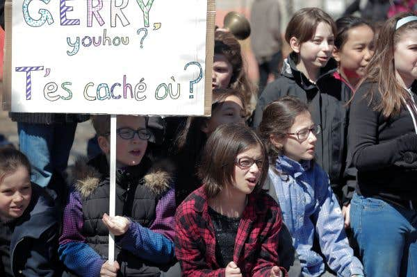 Les enfants «otages» d'un conflit politique