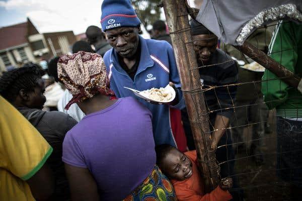 Le gouvernement promet de punir les auteurs des violences xénophobes