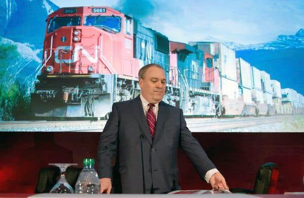 Le CN investira 100 millions de plus dans la sécurité en 2015