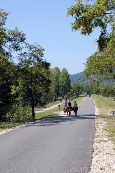 ViaRhôna, la véloroute au fil du Rhône