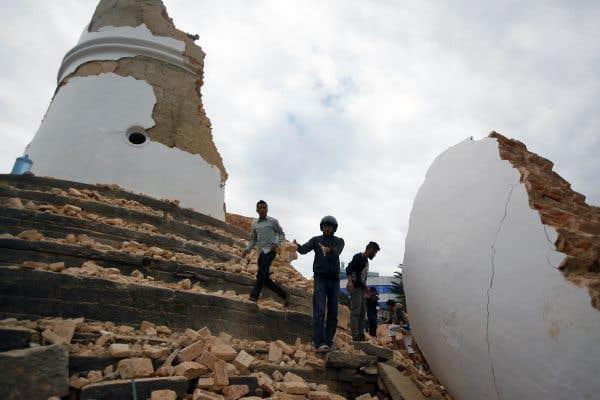 Le patrimoine culturel népalais pulvérisé