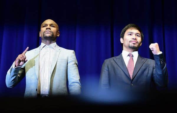Mayweather–Pacquiao, pour redonner du lustre à la boxe