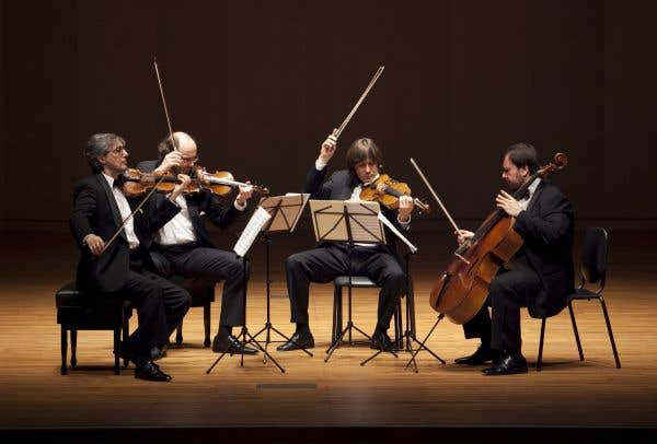 Deux quatuors de légende à Montréal
