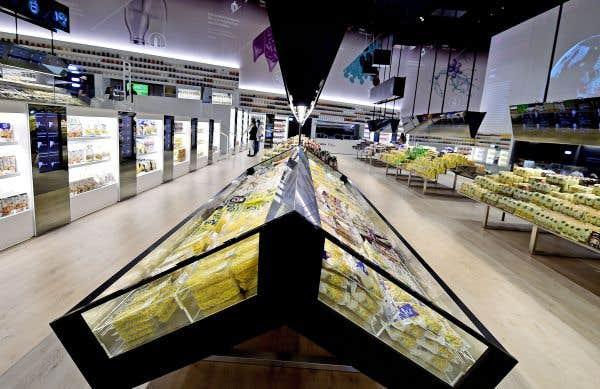 À Milan, l'avenir est au supermarché
