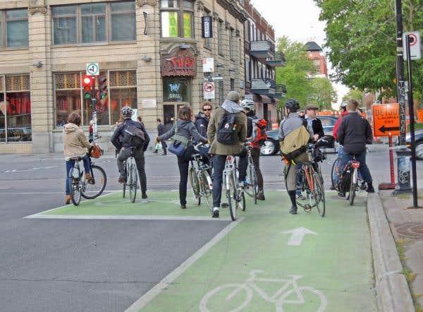 Les sas vélo, ou l'art d'imposer l'harmonie