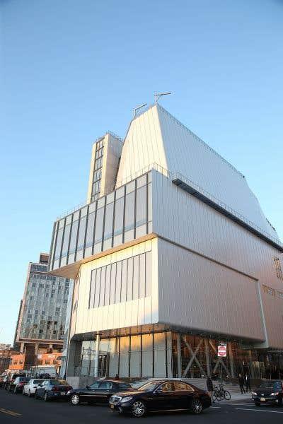 Le nouveau Whitney Museum, un espace magnifié pour montrer l'Amérique