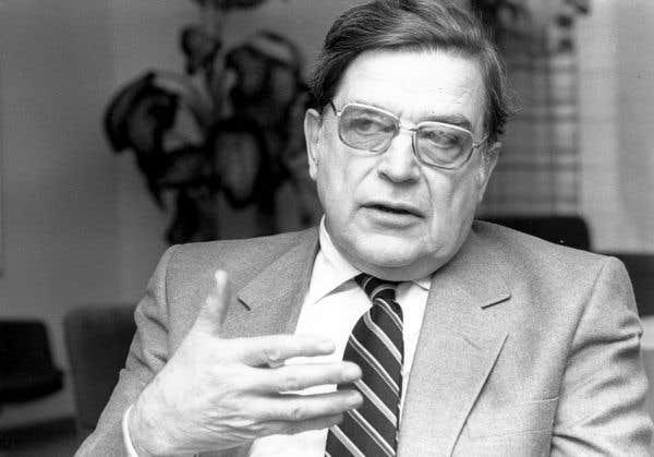 Roland Parenteau, bâtisseur de l'ENAP