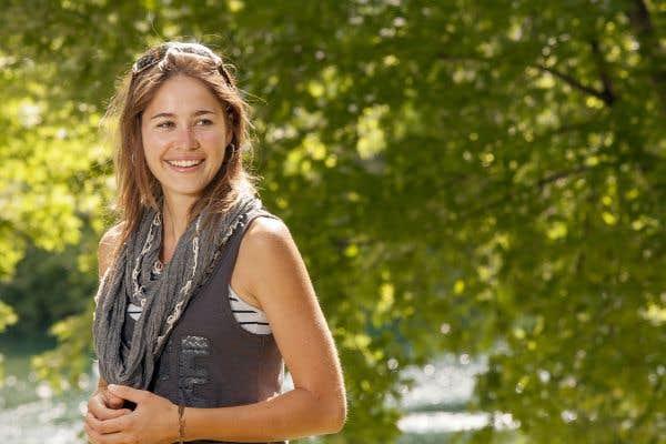 Salomé Leclerc remporte le prix Rapsat-Lelièvre