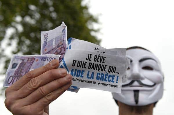 Athènes cherche un peu d'oxygène à Francfort, à Paris et à Bruxelles