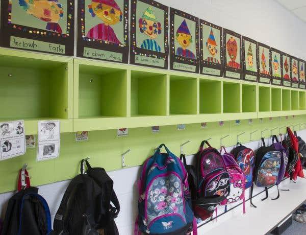 Des milliers d'enfants en «grève»