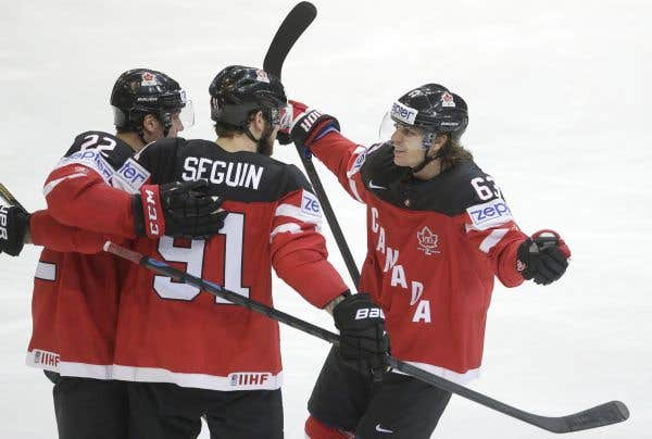Tyler Seguin marque enfin et le Canada reste invaincu