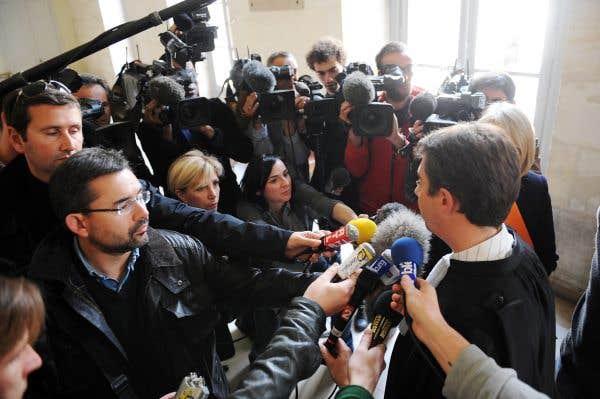 Des femmes journalistes dénoncent le «paternalisme lubrique» d'hommes politiques