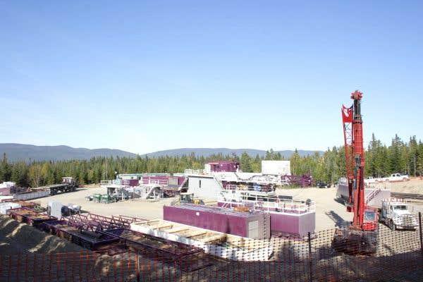 Gaspé exige un BAPE sur le projet de Pétrolia