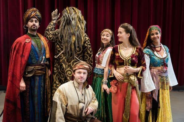 En connaisseur du XVIIIe siècle musical, Denys Arcand met en scène Grétry