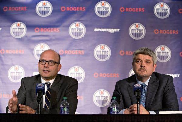 En un mois, les Oilers ont changé de visage