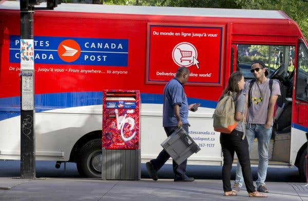 Postes Canada renoue avec les profits