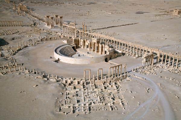 Le patrimoine comme arme de guerre