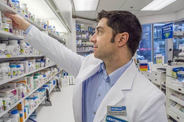 Des pharmacies en grève symbolique