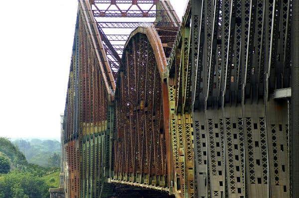 Le pont de Québec serait un des dix sites les plus menacés au pays