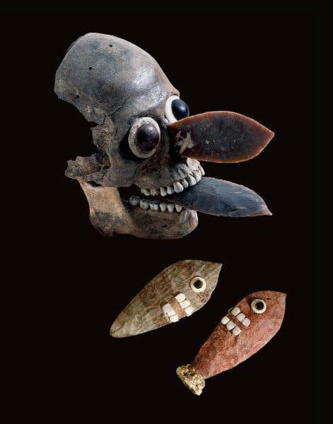 Les Aztèques, peuple du milieu du lac