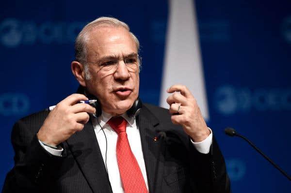 Angel Gurría, patron de l'OCDE jusqu'en 2021