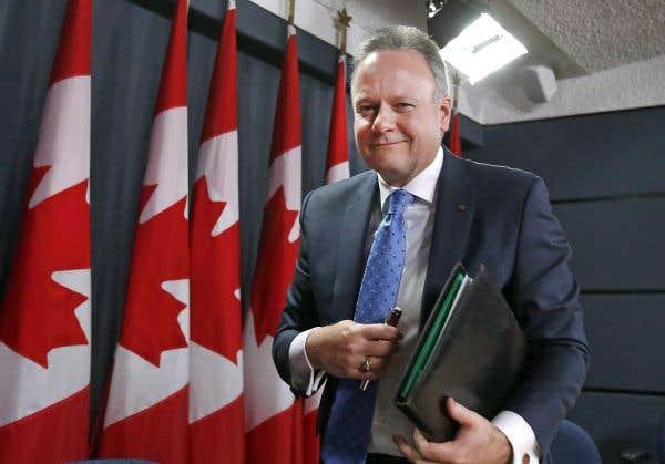 La Banque du Canada maintient son taux directeur à 0,75%