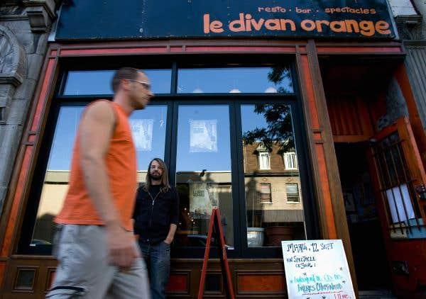La Ville aidera le Divan orange
