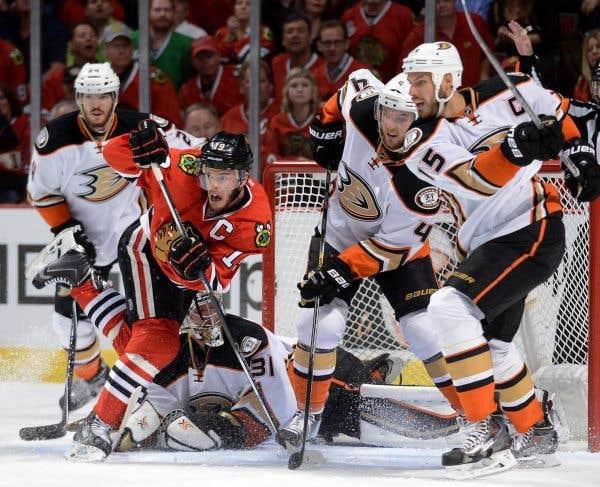 Ducks-Hawks, dommage que cela doive se terminer…
