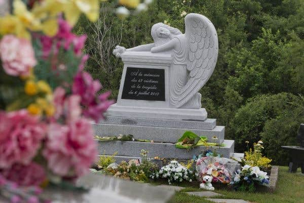 Commémoration de la tragédie de Lac-Mégantic