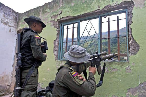 Le gouvernement mûr pour un cessez-le-feu avec les FARC