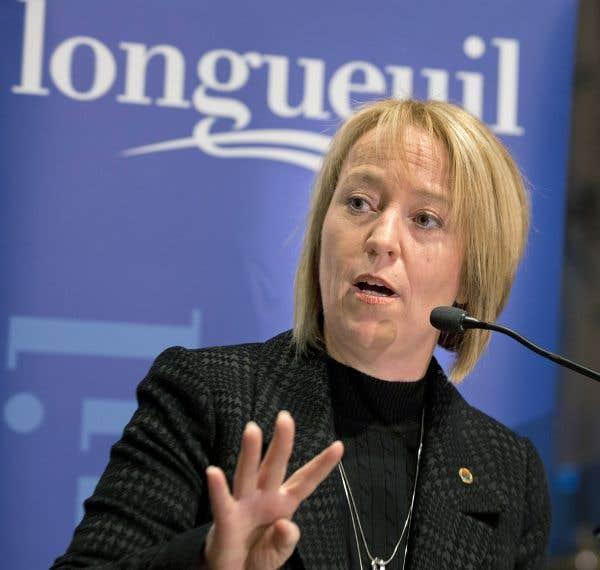 La mairesse de Longueuil reçoit une vague d'appuis