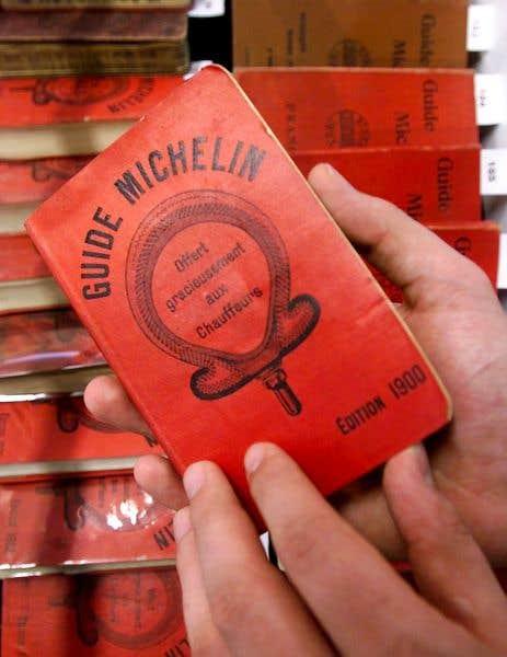 Le premier «Guide Michelin» vendu à gros prix
