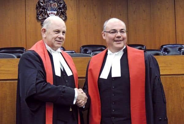 Harper nomme le juge albertain Russell Brown à la Cour suprême
