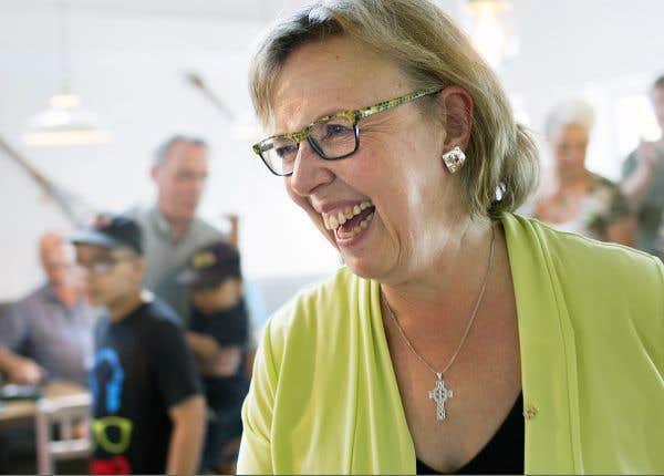 Elizabeth May et les verts aspirent à une campagne pancanadienne