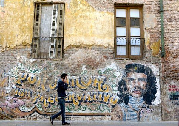 Du «street art» pour contrer le vandalisme