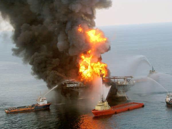 BP souffre toujours des conséquences de la marée noire