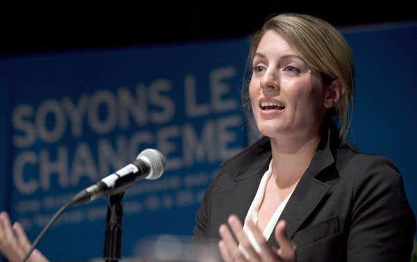 La candidature de Mélanie Joly cause le malaise