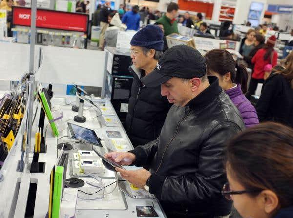 Les ventes mondiales de tablettes souffrent de la concurrence